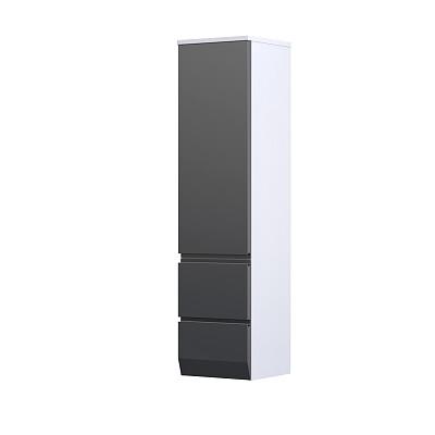 oristo-brylant-szafka-wysoka-boczna-35-cm-jedne-drzwi-dwie-szuflady-kolor-grafit-polysk-prawa-16288.jpg